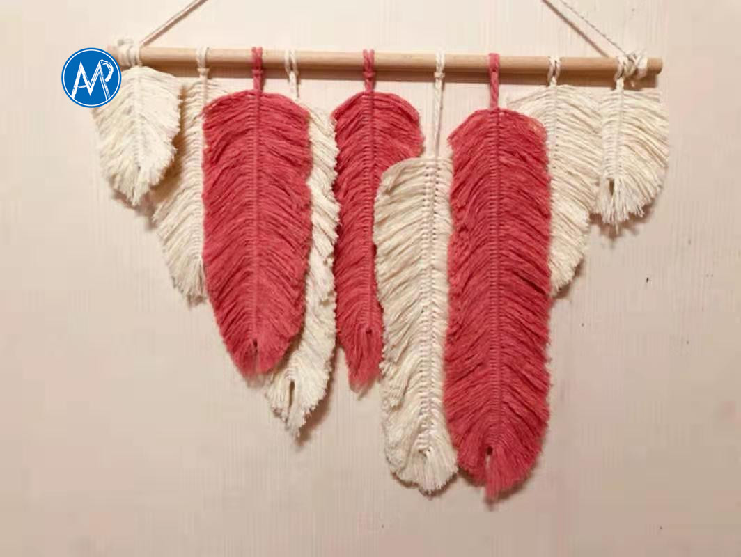 cotton decoration hanger