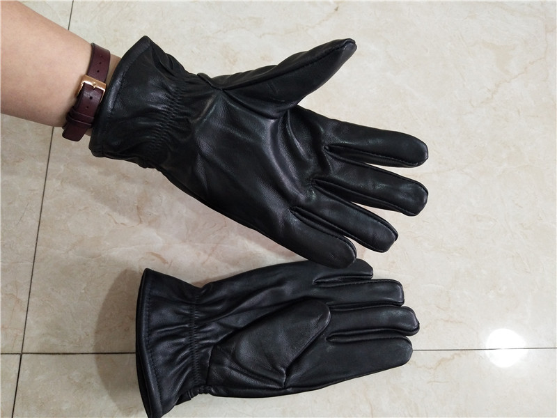 men women winter suede gloves