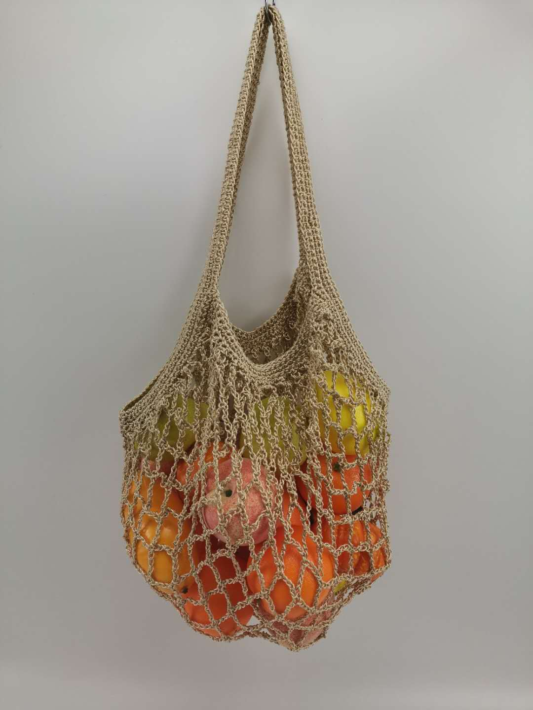 nylon crochet bag